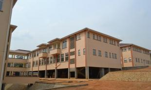 Construction of Mbarara Hospital at Plot 8-18,Hospital Road,Mbarara (Phase 1)