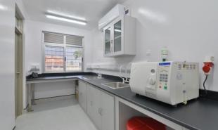 Laboratory contruction at Naliri Nakisasa