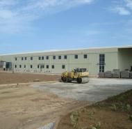 Contract for the earthworks, construction, steelwork and general building works associated with the new facilities for Southern Sudan Breweries Limited