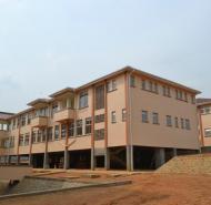 Construction of Mbarara Hospital at Plot 8-18,Hospital Road,Mbarara (Phase 1)