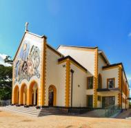 Proposed improvement of St. Francis chapel in makerere University, Kampala