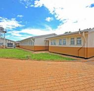 Refurbishment and equipping of Kawolo general hospital