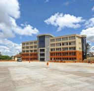 Completion of new office / Classroom block at Uganda Management Institute (UMI)
